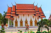 Surinkiriket temple — Stockfoto