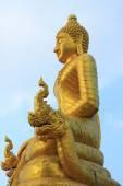 Big buddha phuket — Stock Photo