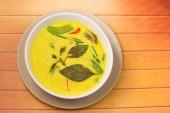 Thailand green curry — 图库照片