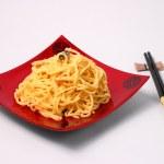 Spaghetti  carbonara — Stock Photo #72922741