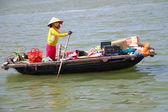 Wietnam pływających dostawcy — Zdjęcie stockowe