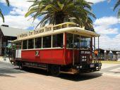 City Explorer Tour in Perth, Western Australia — Stock Photo