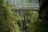 Train Viaduct — Stock Photo