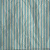 Striped creased vintage paper — Stock Vector