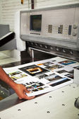 Printing processes — Stock Photo