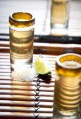 Tequila shot — Stock Photo