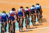 Cykling — Stockfoto