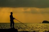 Fishing — Zdjęcie stockowe