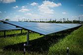Solar energy — Foto Stock