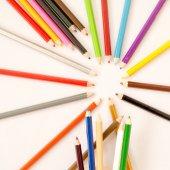 Kolorowy ołówek — Zdjęcie stockowe