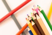 Coloured pencil — Stock Photo