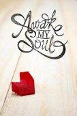 Awake My Soul — Stock Photo