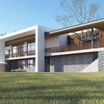 The dream house — Stock Photo #53349385