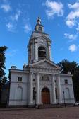 спасо-преображенский собор в городе выборг. — Стоковое фото