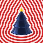 Nyår affisch — Stockvektor
