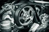 Partie du moteur — Photo