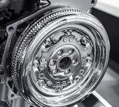 Części silnika — Zdjęcie stockowe