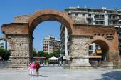 Greece, Thessaloniki, Arch of Galerius — Stock Photo