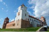 Belarus, Grodno region, Mir Castle — Stock Photo