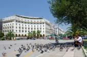 Greece, Thessaloniki, Aristotelous Square — Stock Photo