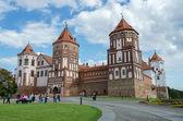 Belarus, Grodno region, Mir Castle Complex — Stock Photo