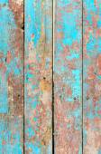 Fragment of old wooden fence   — Stock Photo