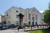 Gomel State Puppet Theatre, Belarus — Stock Photo