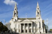 Leeds Civic Hall — Stock Photo
