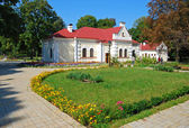 The Ukrainian gentry house — Stock Photo