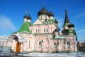 The Orthodox Church — Stock Photo