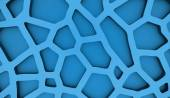 Blue abstract meshes background  — Stock Photo