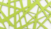 Green meshes background rendered — Stock Photo
