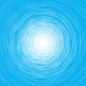 Abstract blue background composition of thin irregular circle — Stock Photo