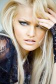 Blonde Beauty — Stock Photo