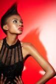 Red Fashion — Zdjęcie stockowe