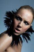 Angry Fashion — Zdjęcie stockowe