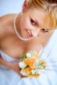 Měkká nevěsta — Stock fotografie