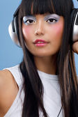 Asian Groove — Stock Photo