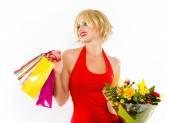 いいお買い物 — ストック写真