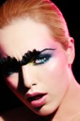Couture Beauty — Stockfoto