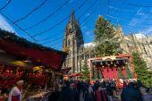 Cologne - Christmas — Stock Photo