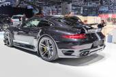 2014 TechArt Porsche 911 Turbo — Stock Photo