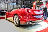 2014 Ferrari California T — Stock Photo