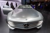 2015 Mercedes-Benz IAA Concept — Stock Photo