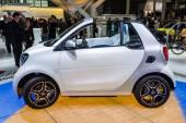 2015 smart fortwo cabrio — Stockfoto
