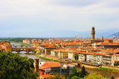 Italy Florence general views of the city — Stok fotoğraf