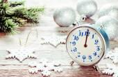 Gamla klocka — Stockfoto