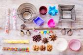 Tools for baking — Stock Photo
