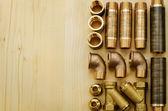 Tools plumbing — Stock Photo