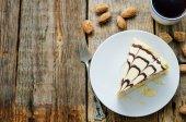 Esterhazy cake — Stock Photo